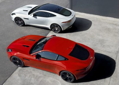 Jaguar Makes a WINNER!  2015 F-type Coupe Debuts Three Gorgeous Flavors, Pricing, Up to 550 HP!4