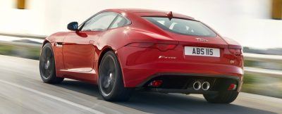 Jaguar Makes a WINNER!  2015 F-type Coupe Debuts Three Gorgeous Flavors, Pricing, Up to 550 HP!9