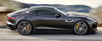 Jaguar Makes a WINNER! 2015 F-type R Coupe Debut10