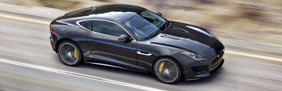 Jaguar Makes a WINNER!  2015 F-type R Coupe Debut12