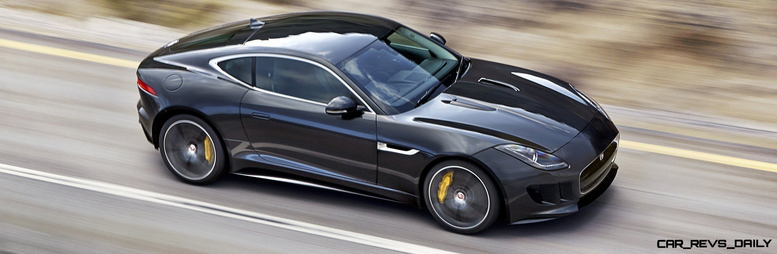 ... Jaguar Makes A WINNER! 2015 F Type R Coupe Debut12 ...