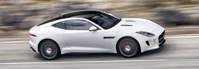 Jaguar Makes a WINNER!  2015 F-type R Coupe Debut13
