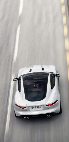 Jaguar Makes a WINNER!  2015 F-type R Coupe Debut15