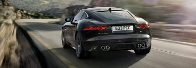 Jaguar Makes a WINNER!  2015 F-type R Coupe Debut4