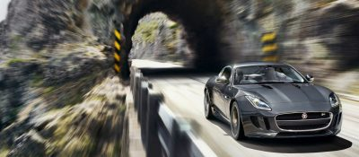 Jaguar Makes a WINNER! 2015 F-type R Coupe Debut6