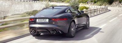 Jaguar Makes a WINNER! 2015 F-type R Coupe Debut8