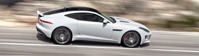 Jaguar Makes a WINNER! 2015 F-type R Coupe Debut9
