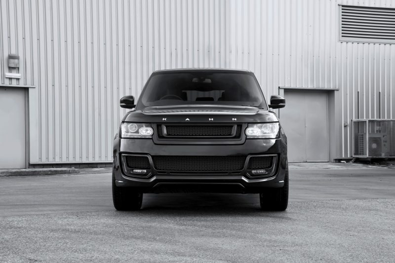 KAHN 600LE Upgrades for Current Range Rover Are Very Special and Available for U.S. Owners 31