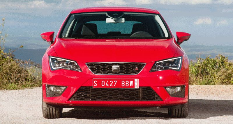 Updated with Selfie in Madrid - Seat Leon FR - The Case for 'Fast ...