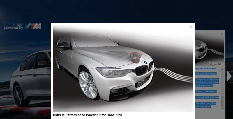 M Performance Catalog Offers Hundreds of Ways to Up the Drama and Road Presence of 335i, 535i, M3 and even the X5 and X6 12