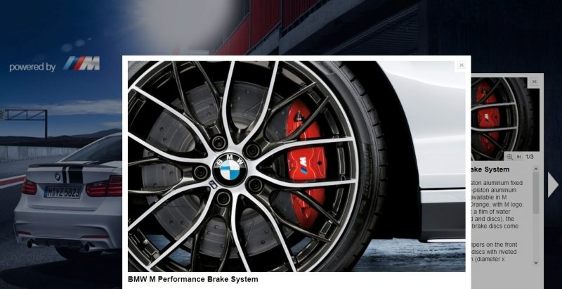 M Performance Catalog Offers Hundreds of Ways to Up the Drama and Road Presence of 335i, 535i, M3 and even the X5 and X6 18