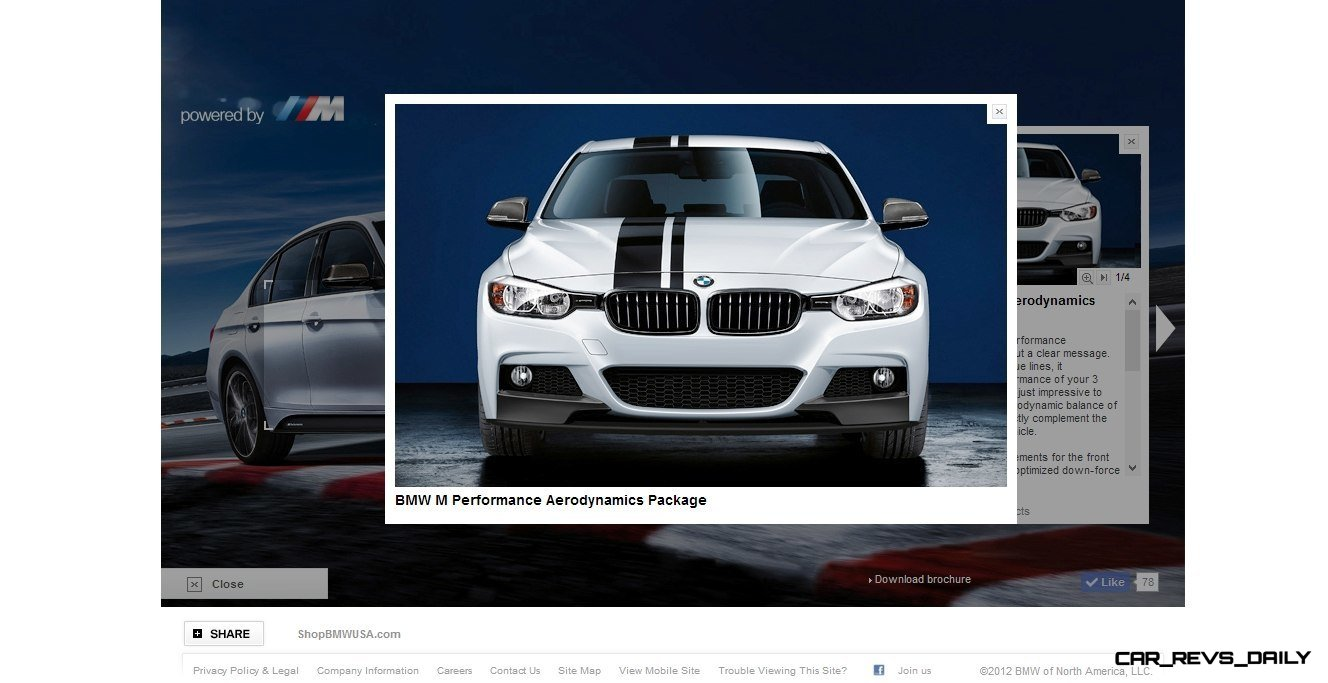 M Performance Catalog Offers Hundreds of Ways to Up the Drama and Road Presence of 335i, 535i, M3 and even the X5 and X6 3