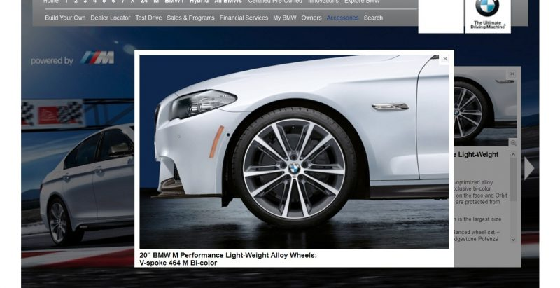 M Performance Catalog Offers Hundreds of Ways to Up the Drama and Road Presence of 335i, 535i, M3 and even the X5 and X6 31