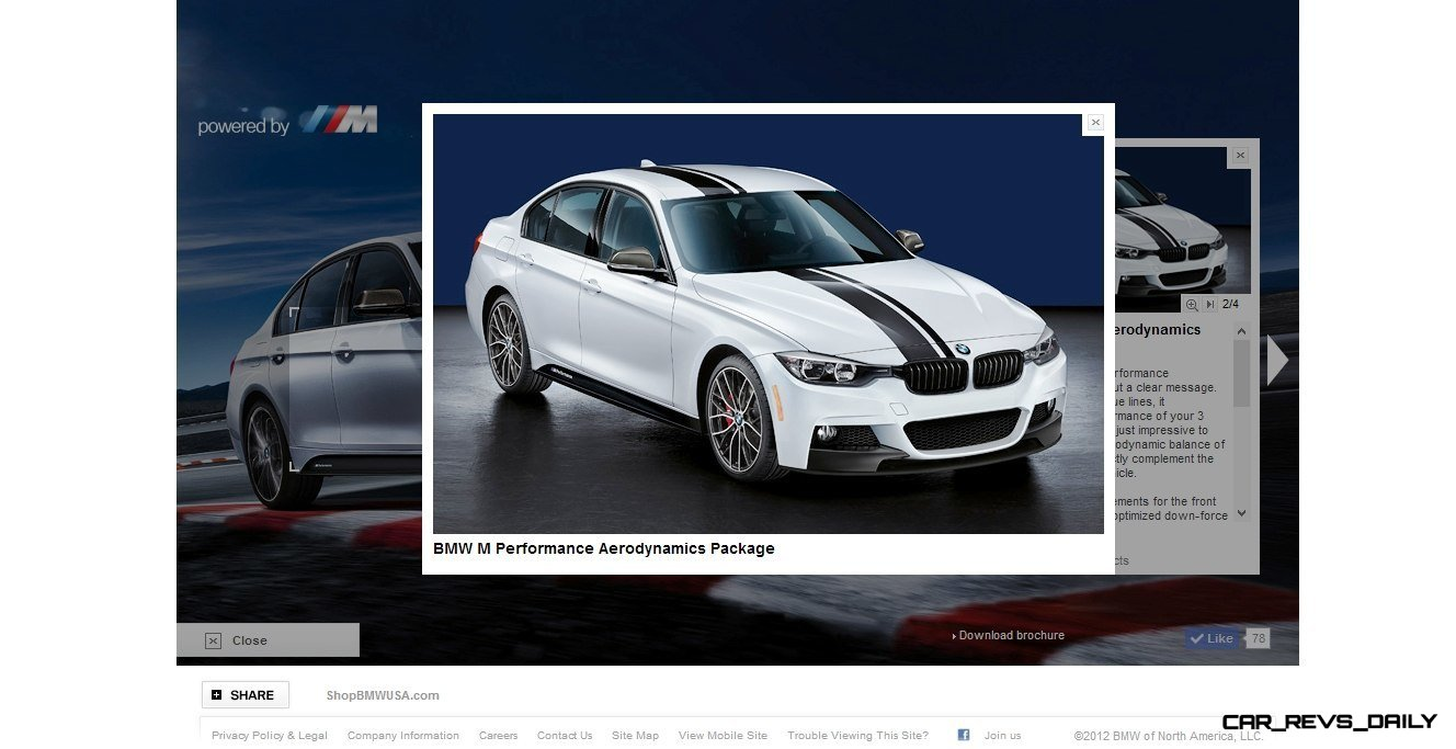 M Performance Catalog Offers Hundreds of Ways to Up the Drama and Road Presence of 335i, 535i, M3 and even the X5 and X6 4