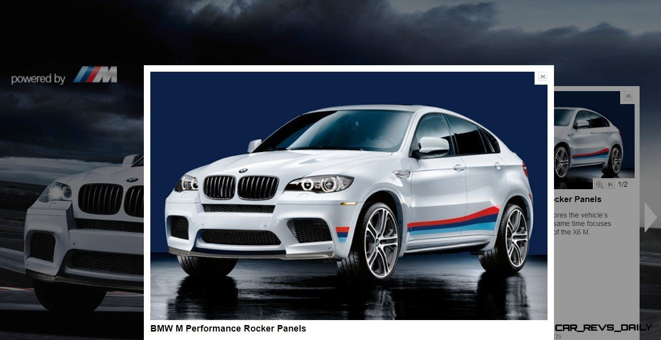 M Performance Catalog Offers Hundreds of Ways to Up the Drama and Road Presence of 335i, 535i, M3 and even the X5 and X6 42
