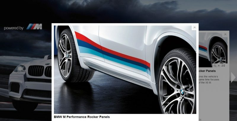 M Performance Catalog Offers Hundreds of Ways to Up the Drama and Road Presence of 335i, 535i, M3 and even the X5 and X6 44