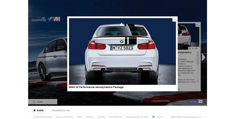M Performance Catalog Offers Hundreds of Ways to Up the Drama and Road Presence of 335i, 535i, M3 and even the X5 and X6 5