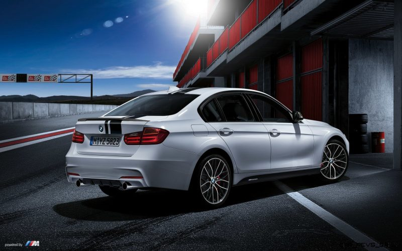 M Performance Catalog Offers Hundreds of Ways to Up the Drama and Road Presence of 335i, 535i, M3 and even the X5 and X6 58