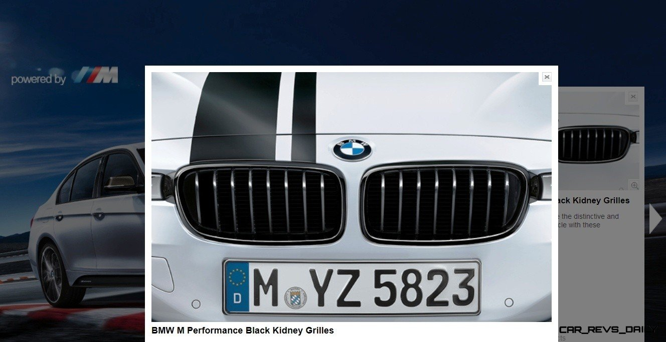 M Performance Catalog Offers Hundreds of Ways to Up the Drama and Road Presence of 335i, 535i, M3 and even the X5 and X6 6