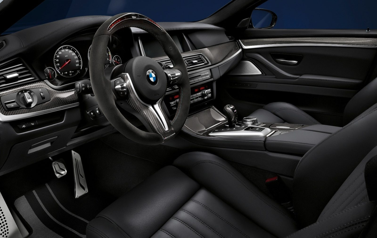 M Performance Catalog Offers Hundreds of Ways to Up the Drama and Road Presence of 335i, 535i, M3 and even the X5 and X6 63