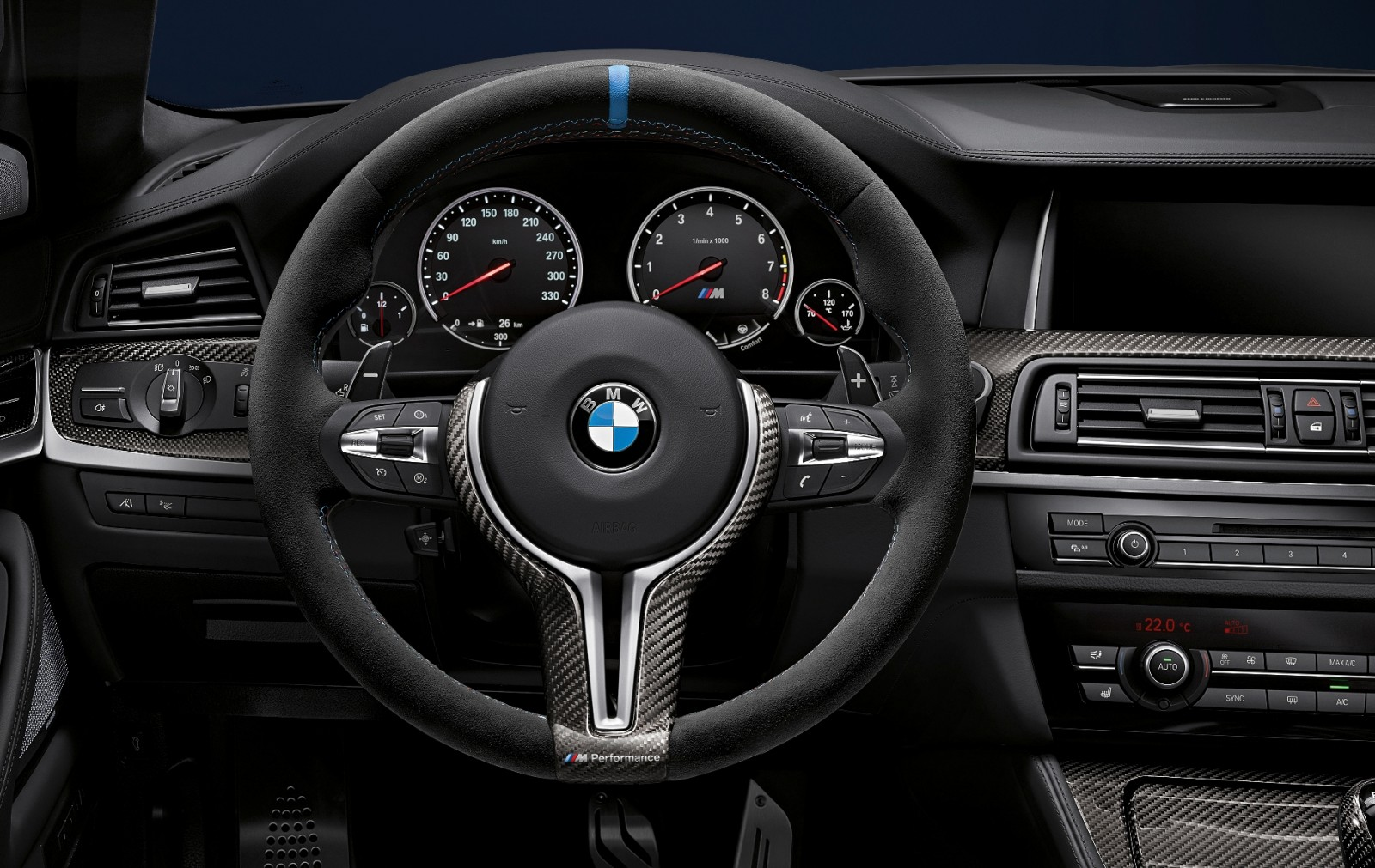 M Performance Catalog Offers Hundreds of Ways to Up the Drama and Road Presence of 335i, 535i, M3 and even the X5 and X6 64