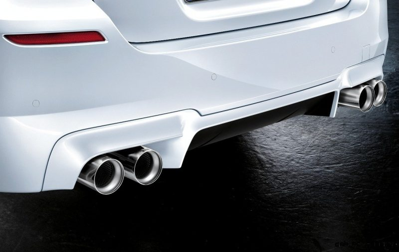 M Performance Catalog Offers Hundreds of Ways to Up the Drama and Road Presence of 335i, 535i, M3 and even the X5 and X6 69