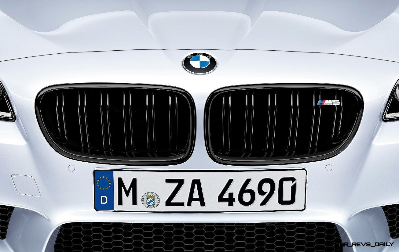 M Performance Catalog Offers Hundreds of Ways to Up the Drama and Road Presence of 335i, 535i, M3 and even the X5 and X6 71