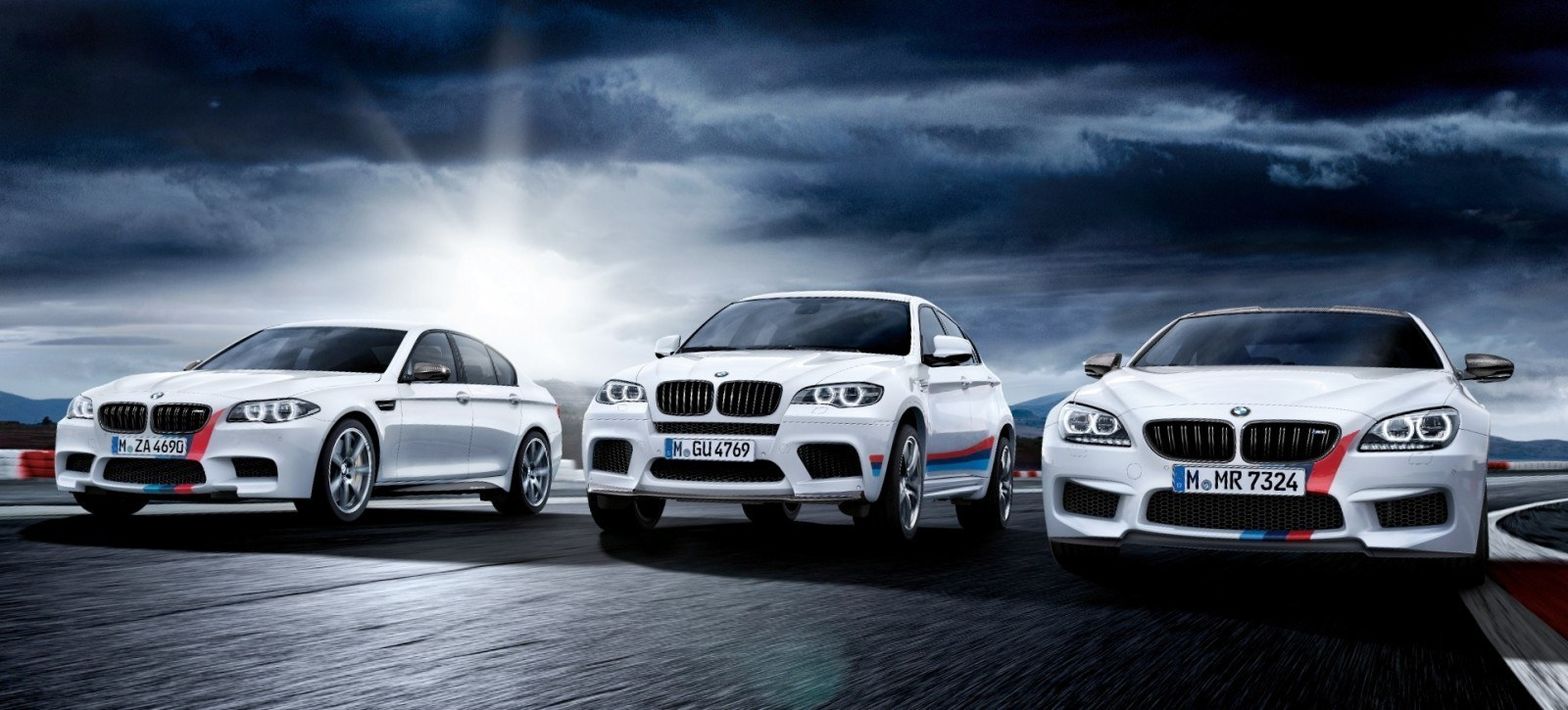 M Performance Catalog Offers Hundreds of Ways to Up the Drama and Road Presence of 335i, 535i, M3 and even the X5 and X6 74