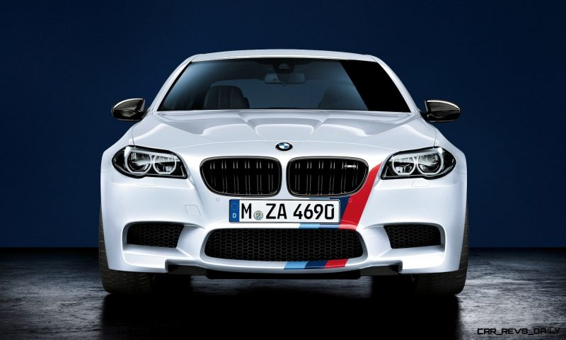 M Performance Catalog Offers Hundreds of Ways to Up the Drama and Road Presence of 335i, 535i, M3 and even the X5 and X6 75