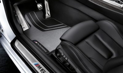 M Performance Catalog Offers Hundreds of Ways to Up the Drama and Road Presence of 335i, 535i, M3 and even the X5 and X6 77