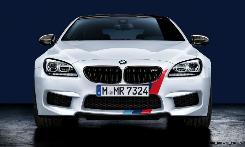 M Performance Catalog Offers Hundreds of Ways to Up the Drama and Road Presence of 335i, 535i, M3 and even the X5 and X6 86