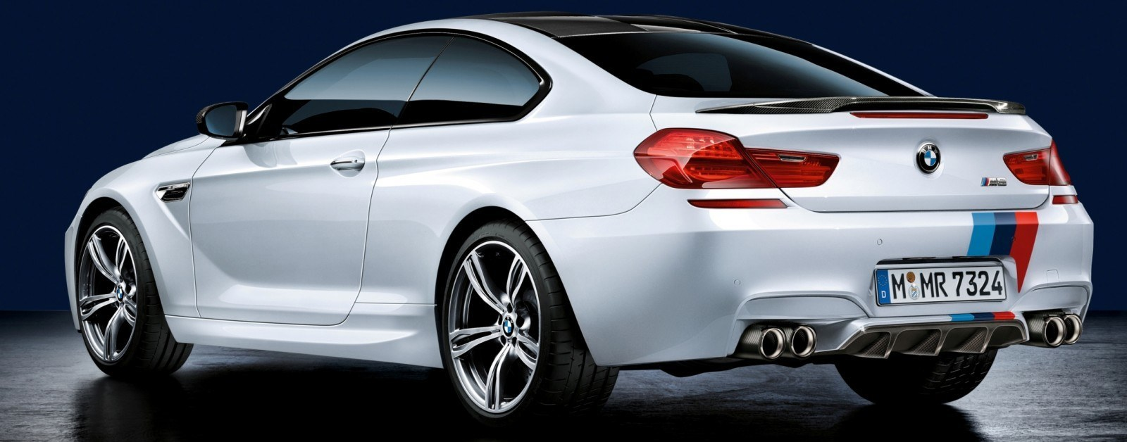 M Performance Catalog Offers Hundreds of Ways to Up the Drama and Road Presence of 335i, 535i, M3 and even the X5 and X6 87