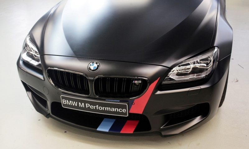 M Performance Catalog Offers Hundreds of Ways to Up the Drama and Road Presence of 335i, 535i, M3 and even the X5 and X6 93