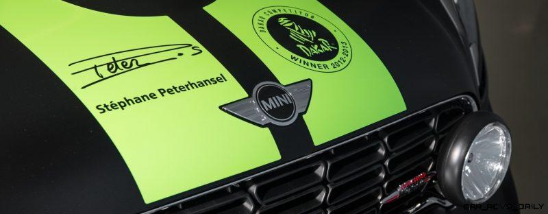 MINI Poised for Dakar Three-Peat with All4 Countryman Squad 10