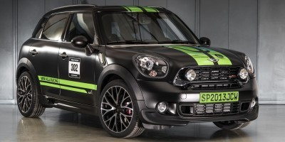 MINI Poised for Dakar Three-Peat with All4 Countryman Squad 19