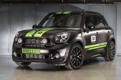 MINI Poised for Dakar Three-Peat with All4 Countryman Squad 20