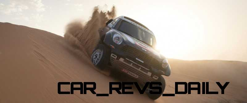 MINI Poised for Dakar Three-Peat with All4 Countryman Squad 28