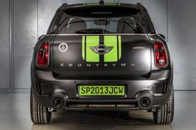MINI Poised for Dakar Three-Peat with All4 Countryman Squad 4