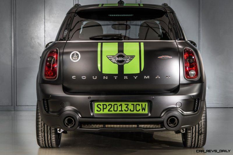 MINI Poised for Dakar Three-Peat with All4 Countryman Squad 4