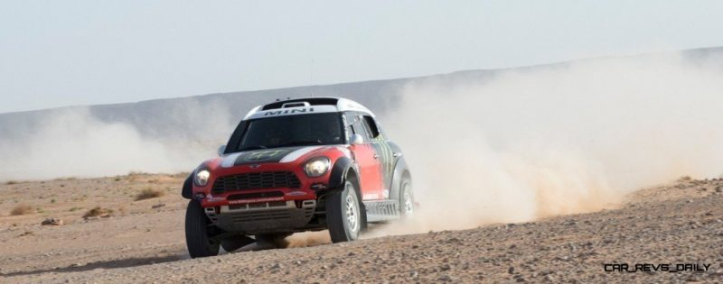 MINI Poised for Dakar Three-Peat with All4 Countryman Squad 42