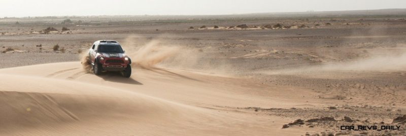 MINI Poised for Dakar Three-Peat with All4 Countryman Squad 43
