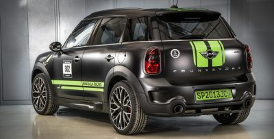 MINI Poised for Dakar Three-Peat with All4 Countryman Squad 5