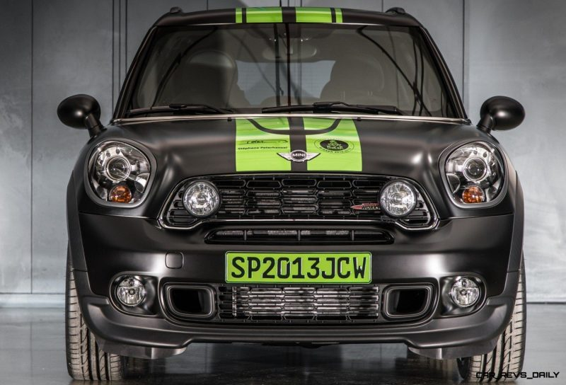 MINI Poised for Dakar Three-Peat with All4 Countryman Squad 6