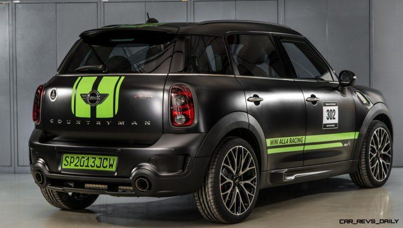 MINI Poised for Dakar Three-Peat with All4 Countryman Squad 7