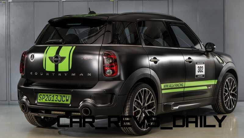 MINI Poised for Dakar Three-Peat with All4 Countryman Squad 7