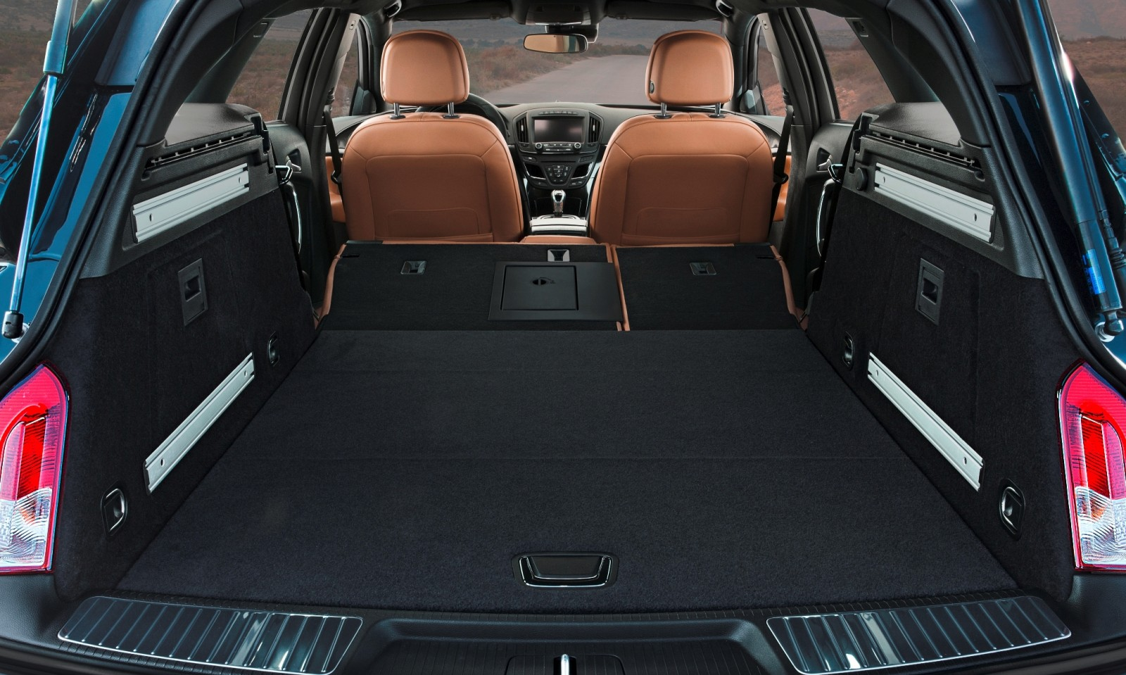 Buick regal country tourer for Interieur sport