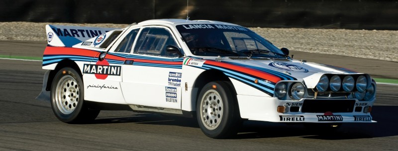 PAris 2014 RM Auctions  1983 Lancia 037 Group B