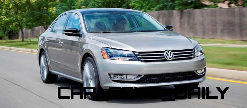 Passat Sport New-for-2014 with Black Roof, 1.8L Turbo and 19-in Luxor Wheels From $27k 2
