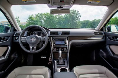 Passat Sport New-for-2014 with Black Roof, 1$27k 6
