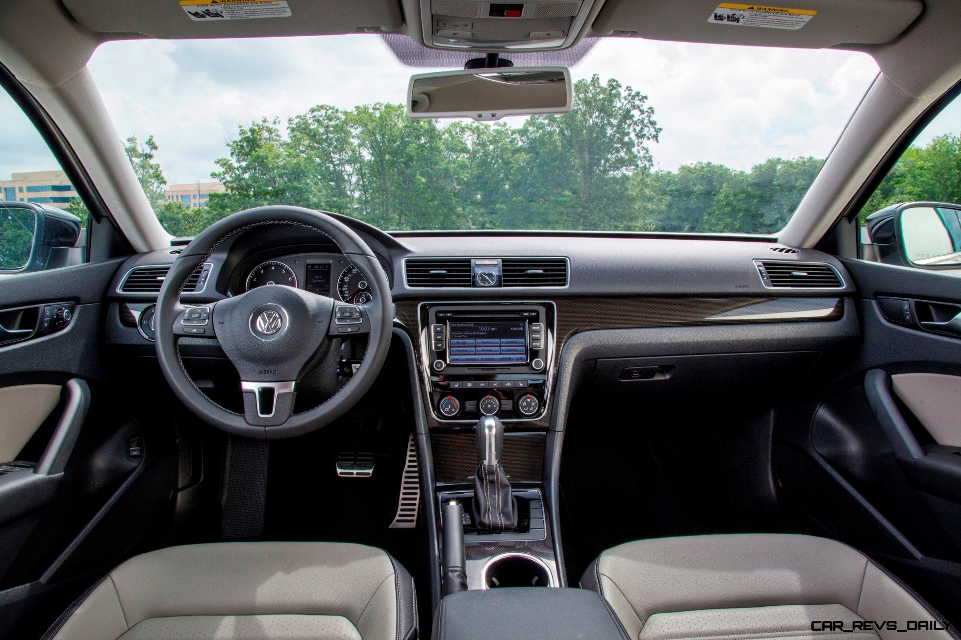 Passat Sport New For 2014 With Black Roof Turbo And 19 In